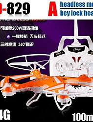 YD829 RC Drone GPS One Key Return 2.4G 4CH 6Axis Helicopter Quadrocopter Headless Mode