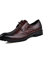 Men's Shoes Wedding Leather Oxfords More Colors Available