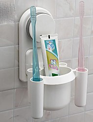 Couples Toothbrush Rack
