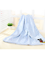 76*110 100% Polyester Blue Mickey Supersoft Velboa Blanket/Throw , Cozy, Soft And Stay Warm