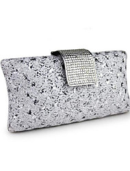 Ladies Stylish Rhinestone Clutch Evening Purse