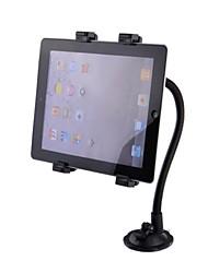 """Girando el soporte de H39 + c60 360 grados soporte de montaje w / ventosa para 7 """"~ 10"""" Tablet PC (negro)"""