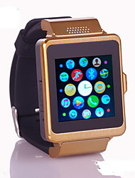 UPAD P6 Wearables Smart Watch , Hands-Free Calls/Media Control/Message Control/Camera Control for Android&iOS