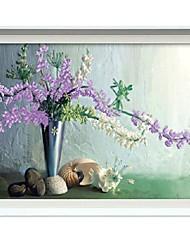 belle orchidée point de croix