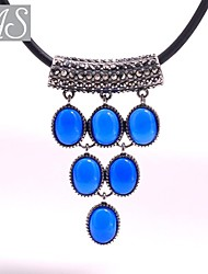 AS 925 Silver Jewelry Creative Circle Pendant