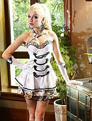 Costumes - Plus de costumes - Féminin - Halloween/Carnaval - Robe/Collier/Gants