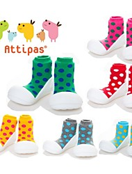 Attipas Super Lightweight Spring Summer Baby Girls Boys Infant Shoes Anti-slide First Walker Polka Dot Toddler Shoes