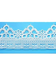 Big Royal Crown Flower Lace Mold Cake Mold Silicone Baking Tools Kitchen Accessories Decorations For Cakes Fondant