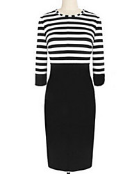 Jimi Women's Stripes Dress