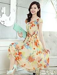 YOYO Women's Print Dresses