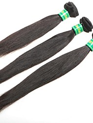 Brazilian Hair Weaves 6A 3pcs Brazilian Straight Human Hair Weave Brazillian Extensions Brazilian Human Hair Weaves