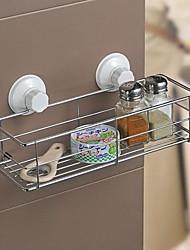 Sujetadores del Jabón/Plataforma de Vidrio/Cestos de Ducha/Gadgets de baño Contemporáneo - Montura de Pared