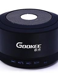 gookee mini altavoz bluetooth g2 inalámbrico de altavoces con caja al por menor&micrófono del teléfono / mp3 / mp4 / ipod / iphone / ipad