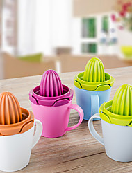 3 in 1 Lemon Orange Squeezer Cup Multifunction Fruit and Vegetable Juicer Kitchen Tools Mug