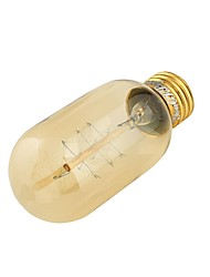 YouOKLight® E27 40W 400lm Warm White Light Incandescent Tungsten  Edison  Bulb Lamp (AC 220V)