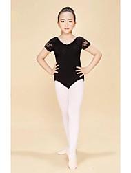 Kids' Dancewear Ballet Unitards Women's/Children's Training Modal 1 Piece Kids Dance Costumes