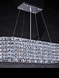 Chandeliers Crystal Modern/Contemporary Living Room/Bedroom/Dining Room/Study Room/Office Metal