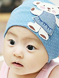 Children's Cute Bear Toddler Beanie Hat Cap 2 Colors