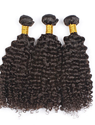 Kinky Curly Virgin Hair Brazillian Hair Bundles Weaves 3Pc/Lot 24inch Unprocessed Curly Hair