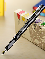 0.5mm Black Fashion Business Fountain Pen