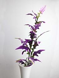 """47,2 """"plante artificielle longue pousse feuille de lapin pour une série de décor à la maison"""
