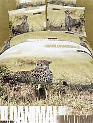 3D Cotton Bedding Cotton Bedding Textile Sheet Bedding Bag Pillowcases