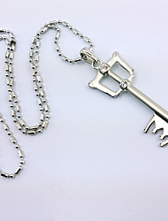 Kingdom Hearts Sora Key Cosplay Necklace