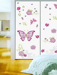 farfalla moda adesivo da parete a forma di soggiorno / camera da letto