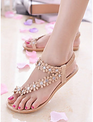 moda winble diamante sandália