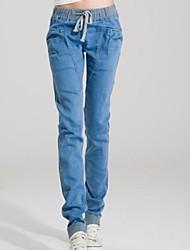 vrouwen slanke sexy skinny mode toevallige denim stijlvolle jeans