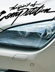 adesivos de carro com o espírito de competição!