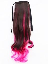 1PCS Fashion Beautiful Girl High Quality Hair Ponytail 3 Color Optional
