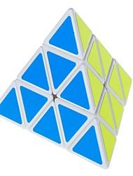 Shengshou® Glatte Geschwindigkeits-Würfel 3*3*3 Geschwindigkeit / Profi Level Magische Würfel Weiß PVC