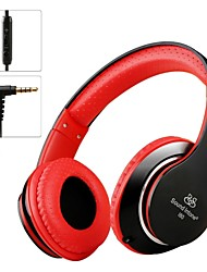 Wired Headphones (Headband) With Microphone/DJ/Volume Control/Gaming/Sports/Hi-Fi forMedia Player/Tablet/Mobile
