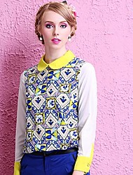 TS Women's Spring 2015 Render Unlined Upper Garment Printing Jacket