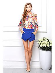 Girllife Women's Fashion Causual ChiffonShirt