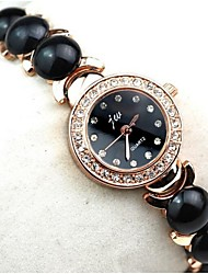 Women's Fashion Watch The New Explosion of Korean TV Plays with Rhinestone Crown Section Cool Watches Unique Watches