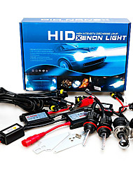 12V 55W H4 AC Xenon HID Hight / Low Conversion Kit 15000K