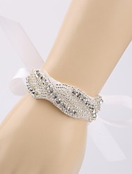 Diamond Wristlet Handmade Wedding Accessories Bracelet