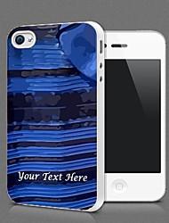 Personalizzata Telefono Caso - Creativo - iPhone 4/4S - di Plastica