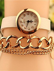 Women's 2015 The Latest Bowknot Fashion Chained   Japanese Quartz Watch(Assorted Colors) Cool Watches Unique Watches
