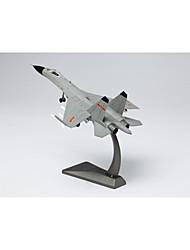statique modèle de simulation militaire de la Chine j-11 modèle de chasse (1:72)