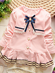 Vestidos (de Algodão ) - MENINA - Manga Comprida - Médio - Micro-Elástico
