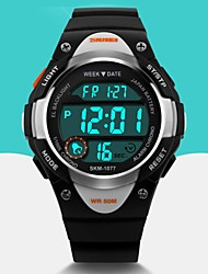 SKMEI® Kid's Sports Watch Japanese Quartz Digital Cool Watches Unique Watches Fashion Watch Strap Watch