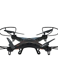00438 Drone 4CH 2.4G RC Drone Radio Control Quadcopter with Guard Circle