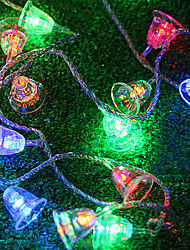 Led String Lamp - Christmas & Halloween Decoration - Festival Light - Wedding Light(Leh-84188B)