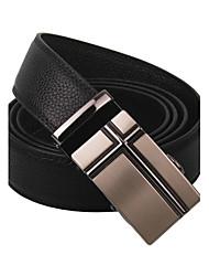Men Work/Casual Alloy Calfskin Waist Belt