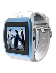 Unisex Multiple Wearble Smart Watch, Bluetooth4.0/Hands-Free Calls/Message Control/Timer(Assorted Colors)