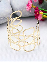 Bracelet/Cuff Bracelets Alloy Wedding / Party / Daily / Casual Jewelry Gift Gold,1pc