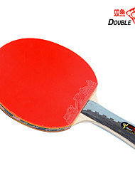 Outdoors 6A-E Basswood Pen Handle All-around Table Tennis Paddle